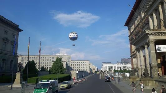 Berlin vom Cabrio-Bus
