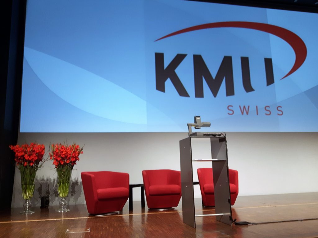 KMU SWISS Forum 2017