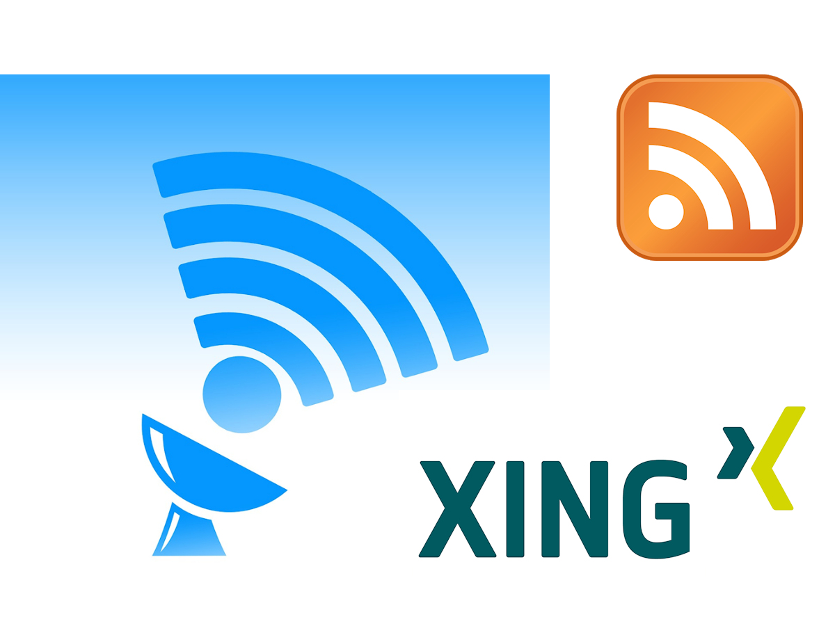 RSS-to-XING